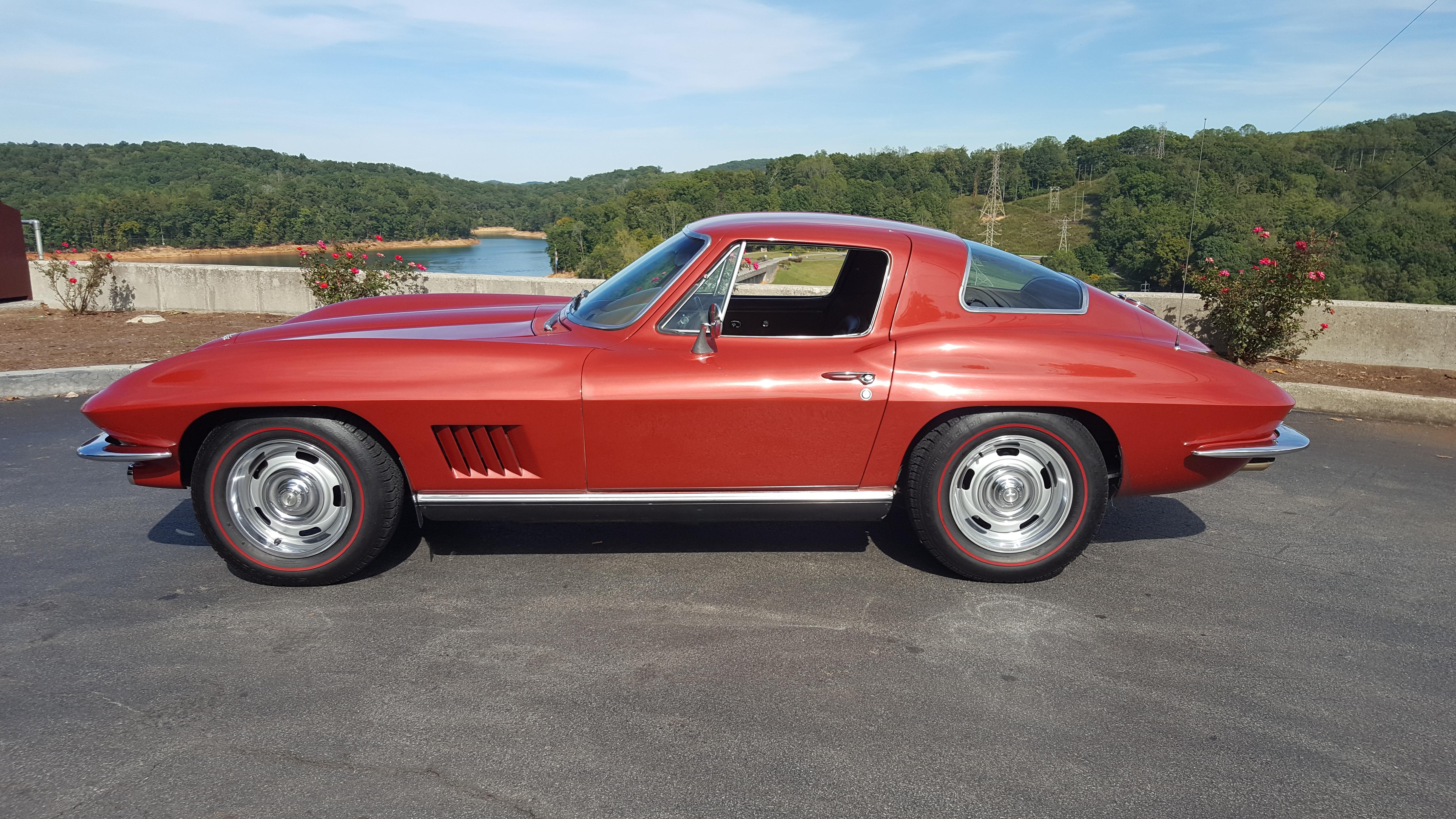 1967 Corvette Driver Side